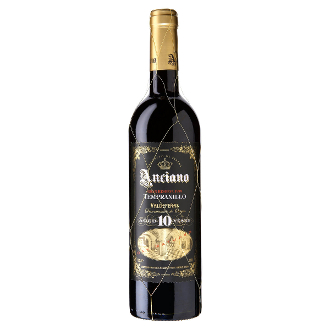 Anciano Tempranillo Reserva 2007 - aged 10 years